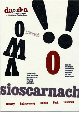 Sioscarnach Flyer
