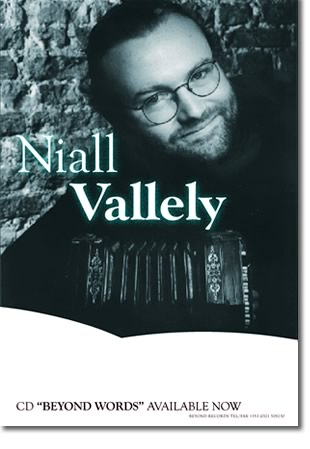 Niall Vallely Poster