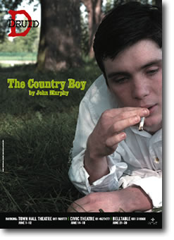 The Country Boy poster