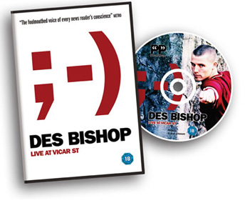 Des Bishop DVD Pack
