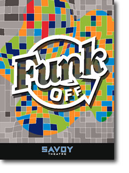 Funk Off Flyer
