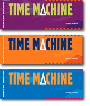 Time Machine Flyers